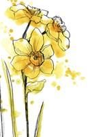 Spring Contours III Fine Art Print