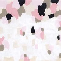 Pixel Pink I Framed Print