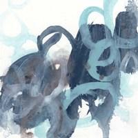 Blue Byte II Framed Print
