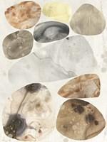 Stone Mosaic II Framed Print