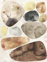 Stone Mosaic IV Framed Print