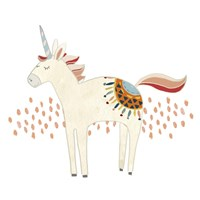 Hipster Unicorns I Fine Art Print