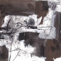Lakeside Birch I Framed Print
