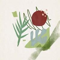 Grassland I Framed Print