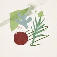 Grassland IV Framed Print