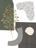 Gold Ginkgo II Fine Art Print
