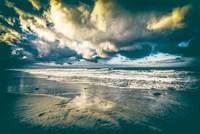 A Ponto Beach Majesty Fine Art Print