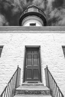 Front Door, Old Point Loma Lighthouse Fine Art Print