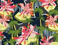 Bamboo Honeysuckle I Fine Art Print