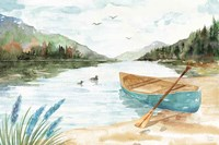 Lake Love I Fine Art Print