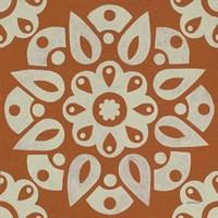 Terra Cotta Tile IV Fine Art Print