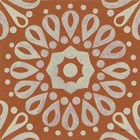 Terra Cotta Tile III Fine Art Print