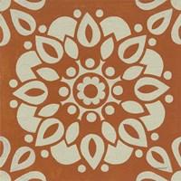 Terra Cotta Tile II Fine Art Print