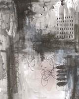 Gray Matter II Framed Print