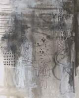 Gray Matter I Framed Print