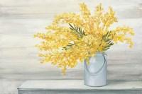 Golden Fall Cuttings Fine Art Print
