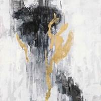 Golden Rain II Fine Art Print