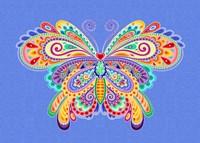 Mexicana Butterfly Fine Art Print