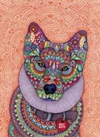 My Favourite Husky Fine Art Print