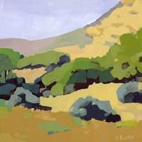 Hillside Fine Art Print