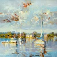 Coastal Calm Fine Art Print