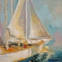 Setting Sail Fine Art Print