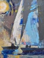 Blue Breeze Dynamics Fine Art Print
