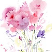 Blush Garden Fine Art Print