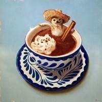 Mexican Hot Chocolate Fine Art Print