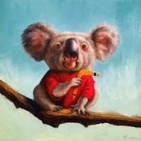 Outback Fun II Fine Art Print