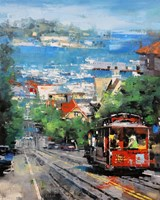 Alcatraz Fine Art Print