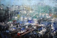 Fisherman's Wharf Fine Art Print