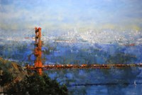 Golden Gate Afternoon Fine Art Print