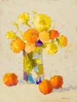 Yellows and Oranges Fine Art Print