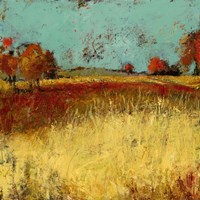 Country Side No. 2 Fine Art Print