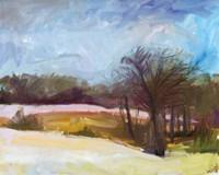 Winters Day Fine Art Print
