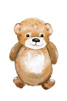 Little Bear Fine Art Print