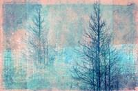 Ghostly Winter Fine Art Print
