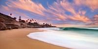 The Beach Break Fine Art Print