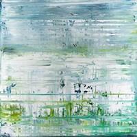 Green Field Fine Art Print
