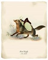 Foxfly Fine Art Print