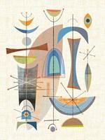 Satellite Totems Fine Art Print