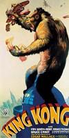 King Kong - Profile Fine Art Print
