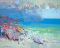 Ocean Side II Fine Art Print