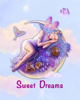 Sweet Dreams Fairy Fine Art Print