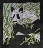Panda Batik Fine Art Print