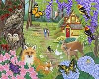 Spring Joy Fine Art Print