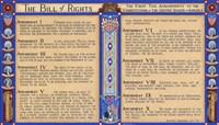 Bill Of Rights Fine Art Print