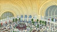 Union Station, Washington DC Fine Art Print