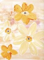 Buttercream Floral Fine Art Print